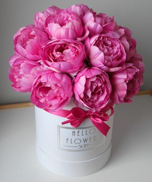 Sztuczne kwiaty - dekoracje